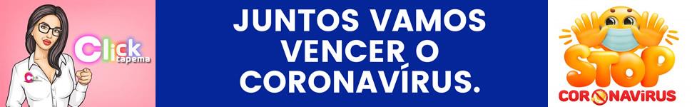 banner corona topo