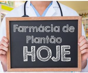 Farmácias de Plantão - Junho 2020